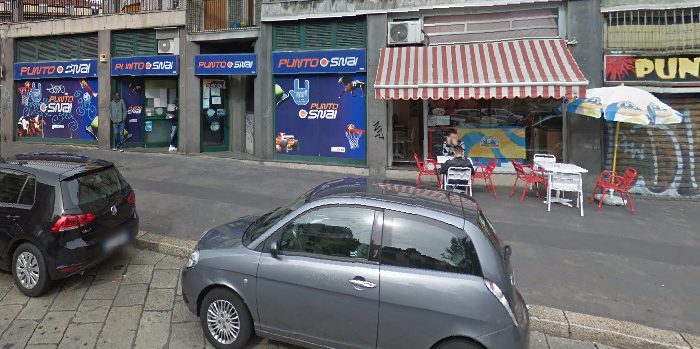 Negozio Corso Lodi, 59