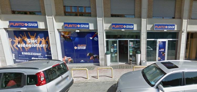 Punto Via Antonio Stoppani, 33