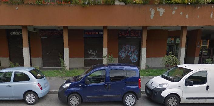 Agenzia via Nicola Romeo, 5