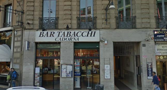 Punto Piazzale Luigi Cadorna, 11